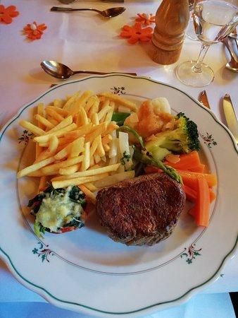 Glottertal, Alemania: Filetsteak