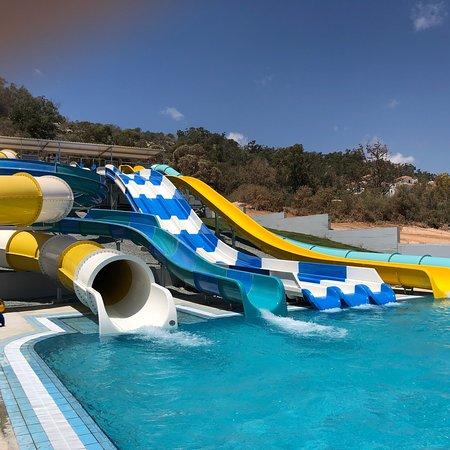 Narcissos Waterpark Resort: Waterpark