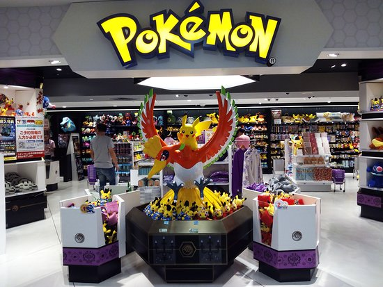 Pokémon Center Kyoto