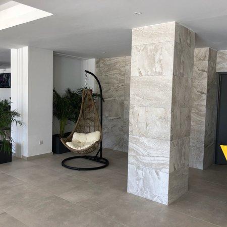 Narcissos Waterpark Resort: Lobby
