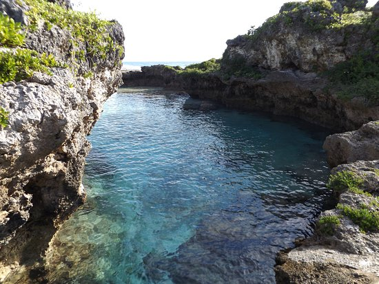 Limu Pools, Niue