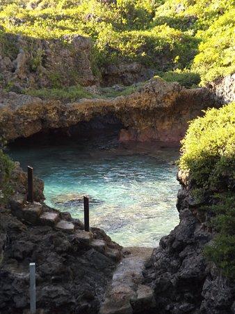 Limu Points, Niue