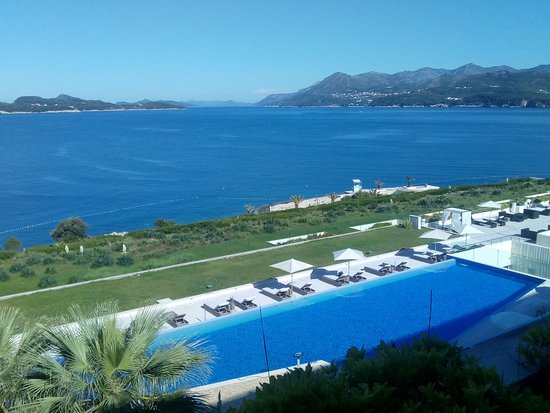 Valamar Collection Dubrovnik President Hotel : From our room