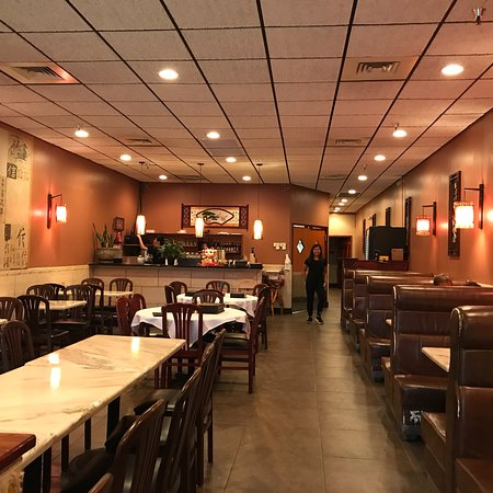 Asian restaurant general