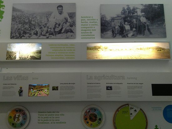 Carucedo, Espanha: Casa del Parque de Las Medulas