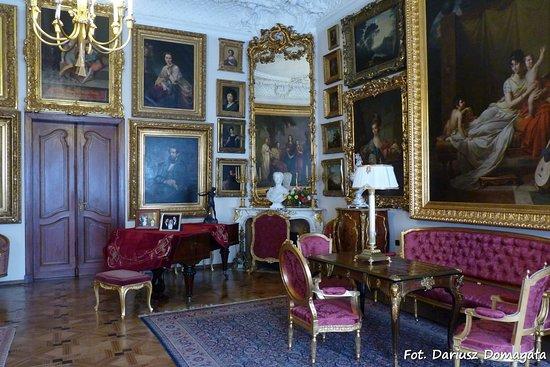 Zamoyski Palace Museum: Pałac Zamoyskich w Kozłówce