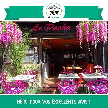 Cafe Brasserie Le Pacha