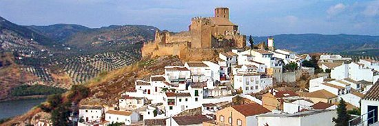Andalucian Laketours: Prachtig Iznajar. De pueblo blanco rural van 2018!!