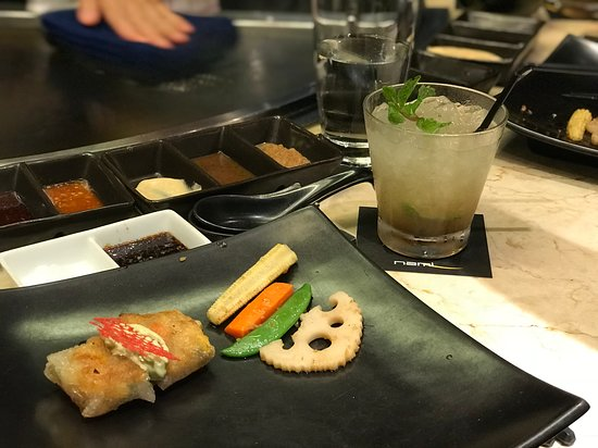 Nami Teppanyaki Steakhouse - at the JW Marriott Hotel Bangkok Φωτογραφία