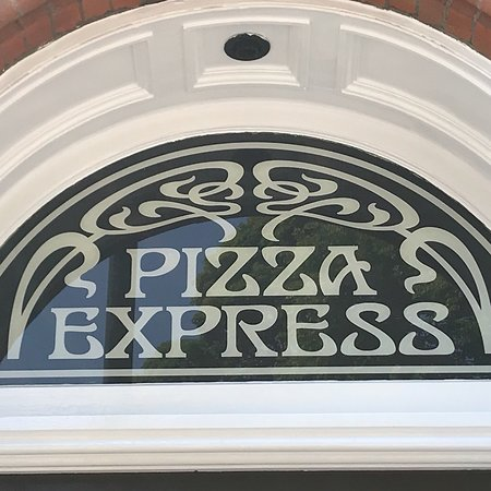 Pizza Express Picture Of Pizza Express Beverley Tripadvisor