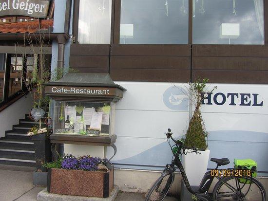 Hopfen Am See Hotel Geiger