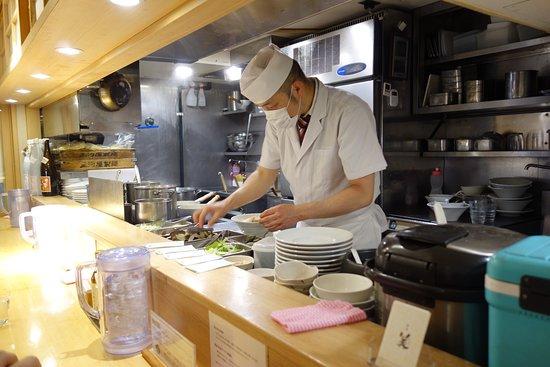 Ginza Kagari, Echika fit Ginza: Kitchen