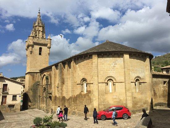 Uncastillo, Испания: Iglesia de Santa Maria