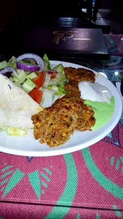 Our Restaurant - Turkish Doner Kebab Halal Food: Chicken piece Dinner Set
