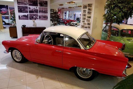 马耳他古董车收藏博物馆照片