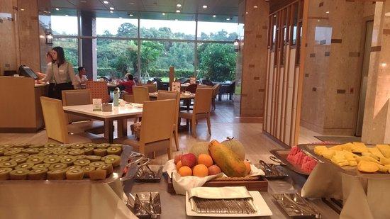 Sunrise all day dinning - COURTYARD TAIPEI Φωτογραφία