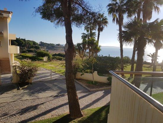 Albufeira, Portugal: Gardens of Hotel Pestana Viking