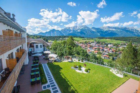Mutters, Austria: Garten