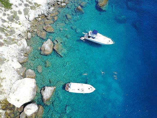 Abruzzo Skipper: Isole Tremiti a bordo dello Yacht Isla Balula e del maxiRIB