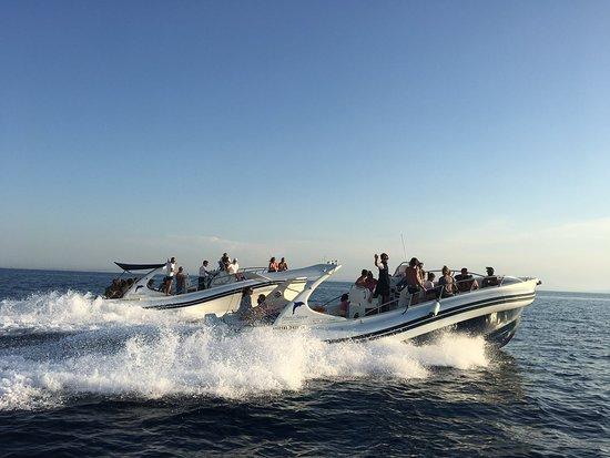 Abruzzo Skipper: Direzione Isole Tremiti a bordo dei MaxiRIB Lidia e Cristina