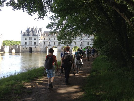 Village Vacances La Saulaie: Randonnée à Chenonceau