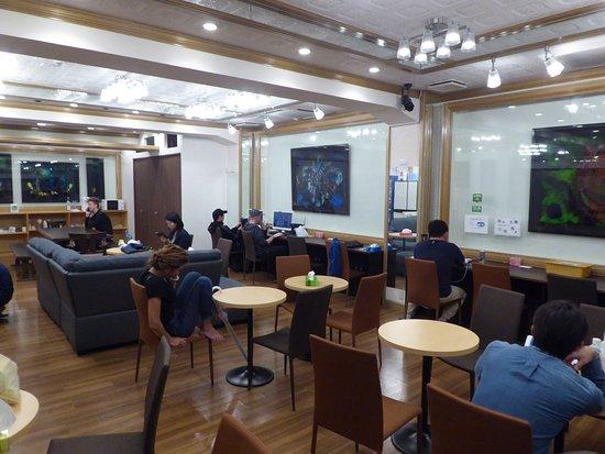 Guest House Umikaji: 共用スペース