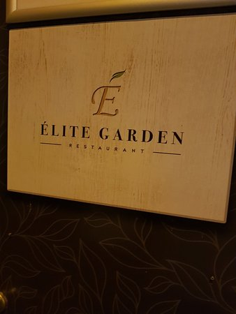 写真Elite Garden Restaurant枚
