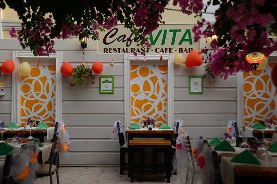 Cafe Vita Restaurant Kalkan Updated 2019 Restaurant