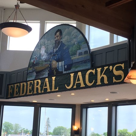 Federal Jacks Restaurant and Brewpub : photo0.jpg