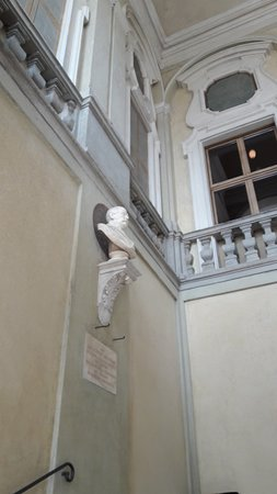 Reggio d'Émilie, Italie : Palazzo da Mosto