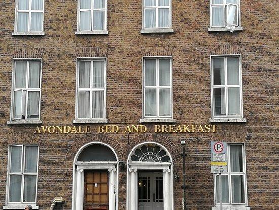 Avondale house dublin irland pensionat anmeldelser for Avondale house