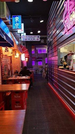 Oishii Ramen Street: Callejón o...?