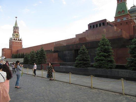 Lenin's Mausoleum: Lenin's Morsoleum