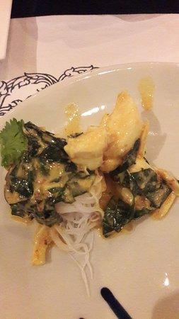 Blue Elephant Phuket: Black Curry Crab