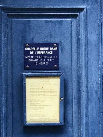 Chapelle Notre-Dame de l'Espérance