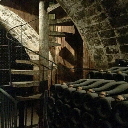 Storied artisanal cava house