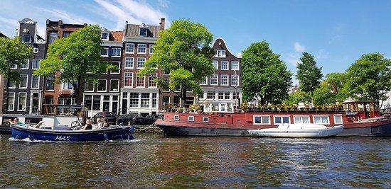 Amsterdam Canal Cruises Photo