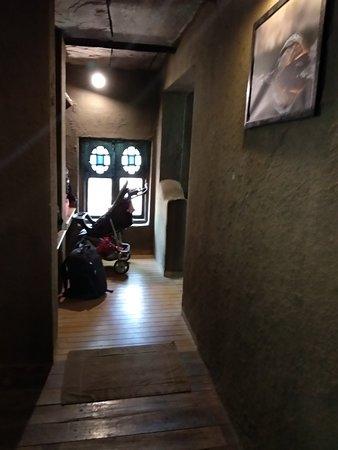 Mahua Vann Resort: entry passage