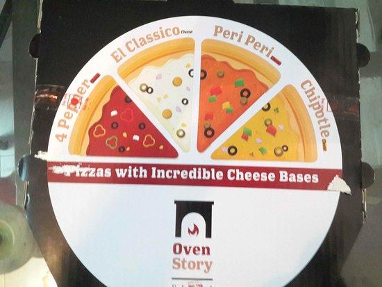 Ovenstory Pizza: PACKING