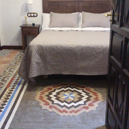 Casa Rural Aromas de la Manchuela: JARDÍN