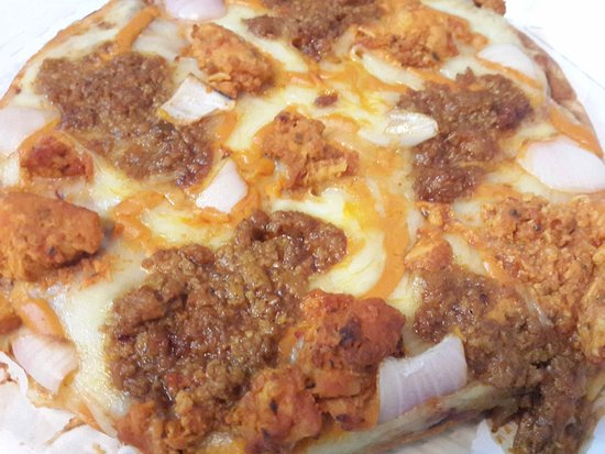 Ovenstory Pizza: CHEESE