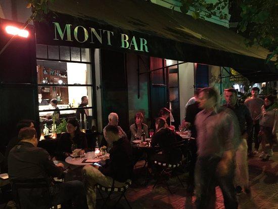 Mont Bar: Terras