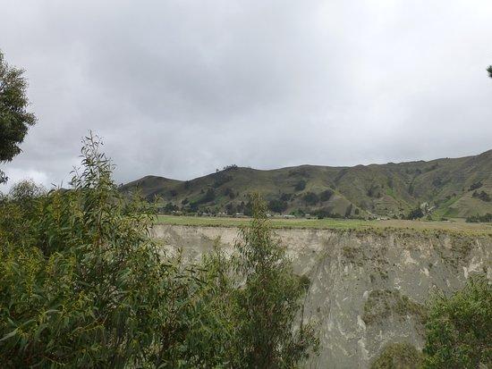 Pujili, Ecuador: Paisaje
