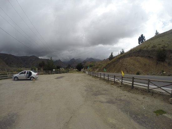 Pujili, Ecuador: Parquing