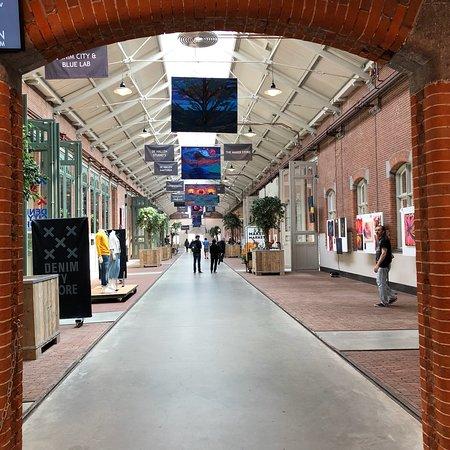 De Hallen Amsterdam Φωτογραφία