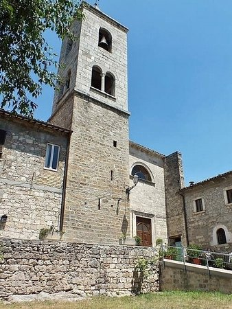 Borgo Medievale di Castel Trosino照片