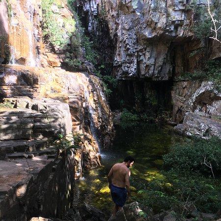 Cachoeiras dos Dragões (Dragons' Waterfalls): Cachoeiras dos Dragões em maio/2018