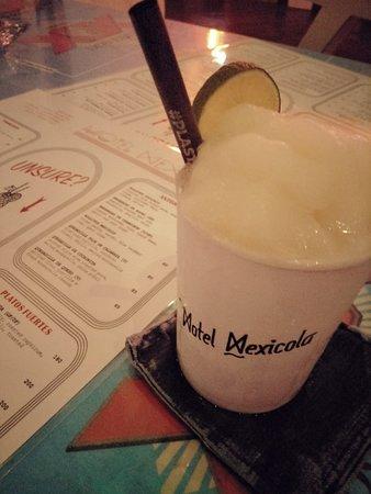 Motel Mexicola: Margarita