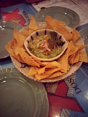 Motel Mexicola: nachos