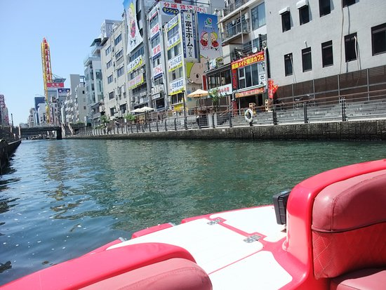 Pirates of Osaka: Lower and fewer seats for more open views